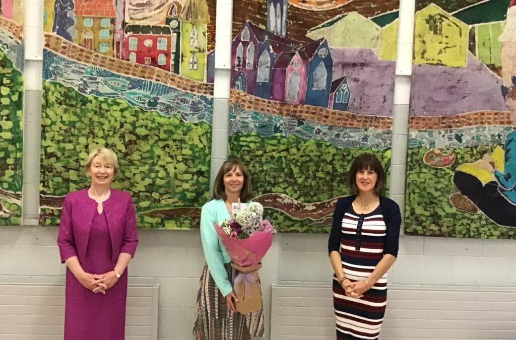 Coláiste na Toirbhirte would like to extend a warm welcome to our new Principal. Mary Galvin
