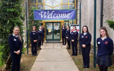 Meitheal Team welcome First Year Students