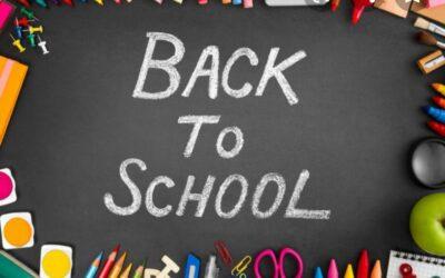 Back to school update, uniform, booklists……