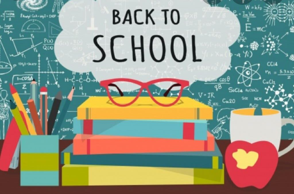 Return to School Details