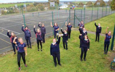 West Cork Camogie Intermediate success for Kilbrittain students