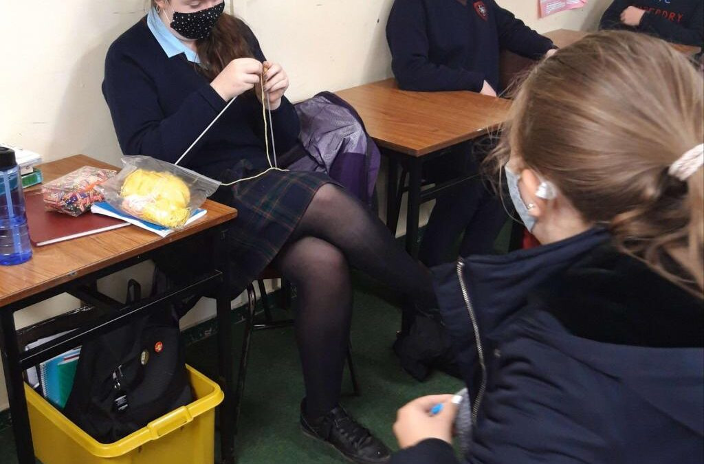 Knitting for Down Syndrome Ireland