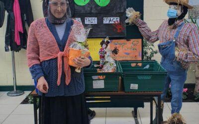 LCA Halloween Fun Day  Winners