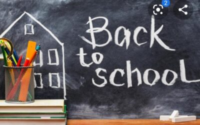 Return to school- reminder to check app for updates