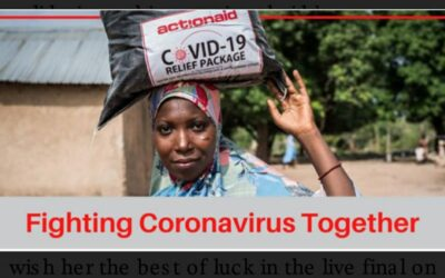 ActionAid Competition Finalist- 'Drivetime interview' February 24th