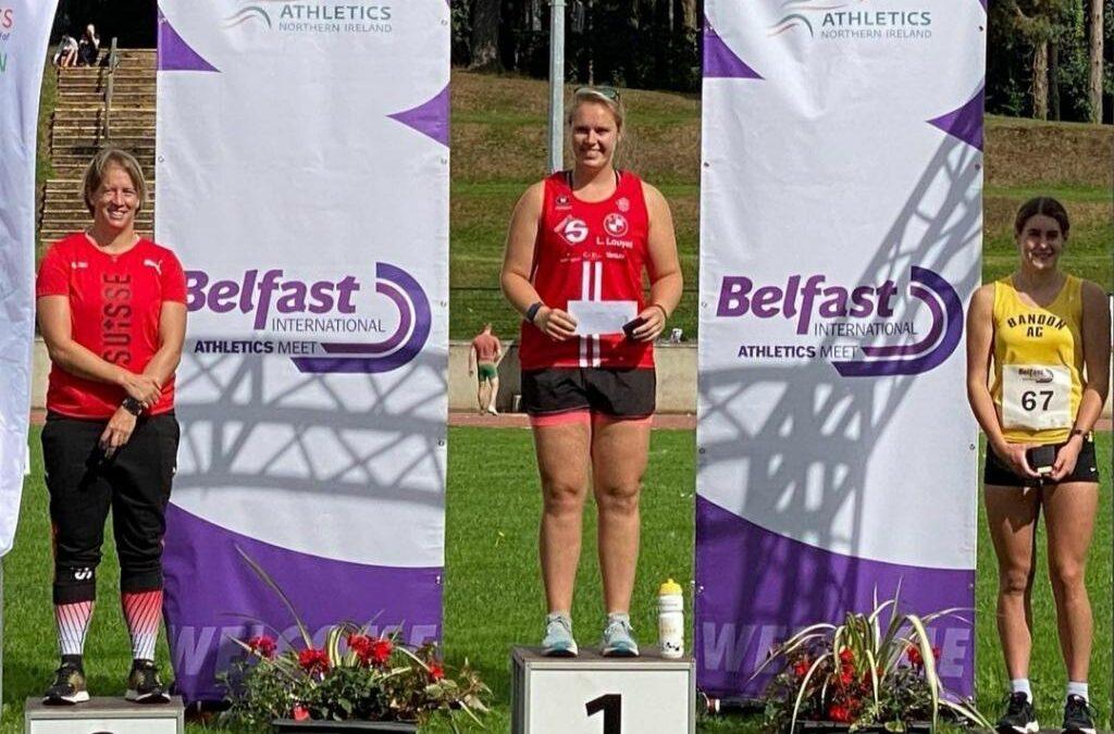 Belfast International
