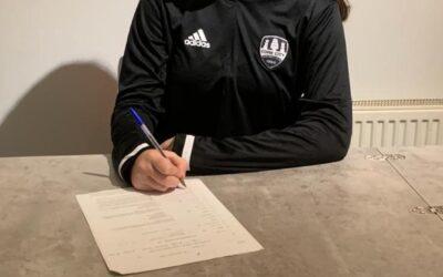 Cork City FC u17 signing