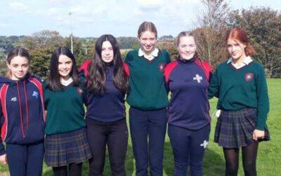 U 14 Cork Camogie Members